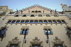 Casa Amatller (La Mela Ammaccata) Tags: barcelona architecture arc barcellona casaamatller