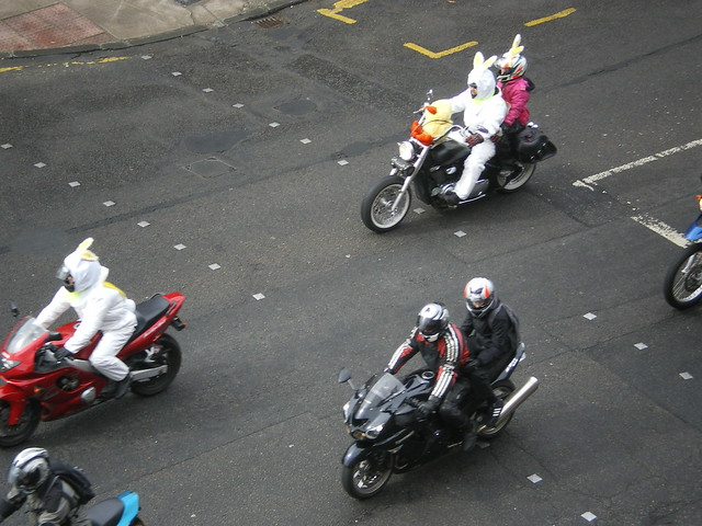 Yorkhill Easter Egg Run