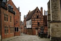 Leuven: Groot Begijnhof (Jean & Nathalie) Tags: leuven belgium belgique béguinage brabant louvain flanders belgien begijnhof vlaanderen flandre belgïe