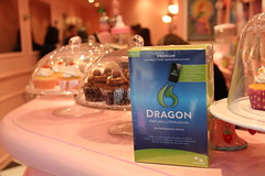 IMG_8884 (Fannysparty - 1000110) Tags: cupcake nuance dragonnaturallyspeaking chlos