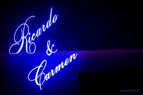 Ricardo & Carmen - Foto de una boda en Madrid de Edward Olive fotografo para bodas