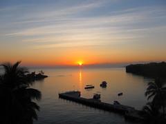 Couples Sunrise IMG_3999 (SunCat) Tags: travel vacation sunrise canon all couples powershot resort jamaica caribbean 2012 ochorios s95 towerisle