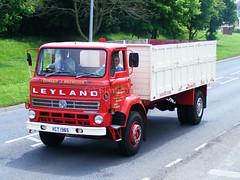 DSCF6246 (Yorkshire66) Tags: road bus classic ford car vw club train truck vintage bedford volvo coach nissan yorkshire police rover run east lorry commercial land dodge hull roe thoroughbred bridlington 158 brid 153 aec dmu dalesman