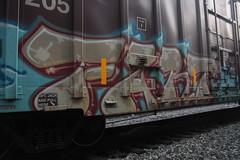 FART (The Steel Chariot) Tags: train graffiti fart freight