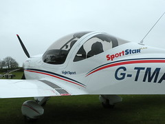 SPORTSTAR MAX  G-TMAX (BIKEPILOT, Thx for + 6,000,000 views) Tags: flying airport aircraft aviation popham 2012 airfield eghp gtmax microlighttradefair sportstarmax