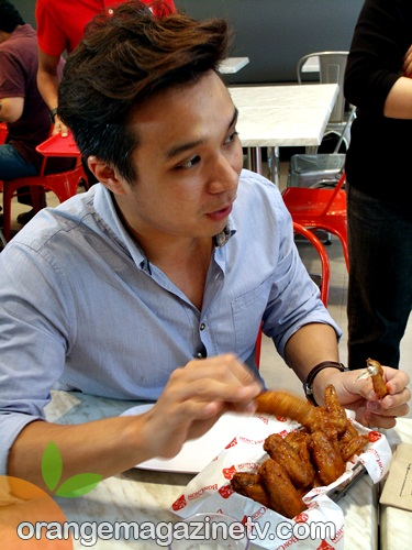 BonChon Scott Tan
