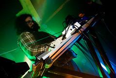 Hive Mind @ Wierd (27) (WIERD Photos) Tags: newyork industrial livemusic synth wierd noise hivemind powerelectronics