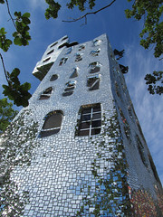 Turm von Babel (MKP-0508) Tags: sculpture art kunst skulptur tuscany publicart toscana toscane toskana nikidestphalle stphalle giardinodeitarocchi tarotgarten