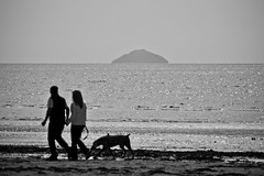 The Ailsa Craig (rossrke) Tags: beach scotland sink ailsacraig canonef70200mmf4lusm sink2 sink3 sink4 sink5 sink7 sink6