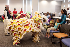 Asian-Pacific Heritage Month Celebration (CMLibraryInAction) Tags: outreach liondance cml culturalprogram asianpacificheritagemonth