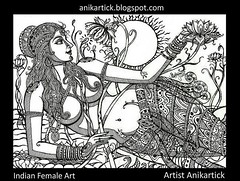 Indian Female Art 003 - Artist Anikartick,Chennai,India (ARTIST ANIKARTICK (VASU engira KARTHIKEYAN)) Tags: india art pen sketch artist anika sketching rough chennai ani lineart linedrawing artworks pendrawing femalenude nudefemale anik femalebody indiandrawings femalepainters femaleart femalepainting femaledrawing femaleanatomy traditionaldrawing chennaiartist blackinkdrawing femaleillustration anikartick femalesketch indiansketch chennaiart sketchworks indiansketches anikart femalependrawing femalesketchfromindianartist indianpendrawing chennaisketch chennaiartworks anikartoonsketch femaledesignart indianfemaleart nudefemaledrawings