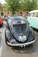 VW Kfer / Bug / Beetle (Mc Steff) Tags: vw bug volkswagen beetle 1954 1200 2012 kfer 1300 brenwiese