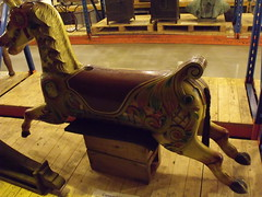 Museum Collections Centre - 25 Dollman Street - warehouse - Carousel Horse (ell brown) Tags: greatbritain england birmingham unitedkingdom warehouse rockinghorse westmidlands vauxhall victoriasquare thinktank openday carouselhorse nechells birminghammuseumartgallery birminghamcitycouncil duddeston museumcollectionscentre dollmanst vauxhallbirmingham 25dollmanst birminghammuseumofscienceindustry themuseumcollectionscentre dollmanstreetstore birminghamcitycouncilsmuseumsservice openday13thmay2012 birmingham25dollmanstreet jamesthecarouselhorse bobwilsonscarousel