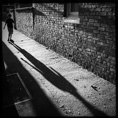 (mel's_photos) Tags: street bw 4 iphone iphoneography