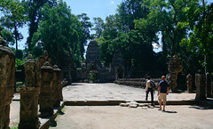 Preah Khan main entrance