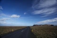 Distance (Balanda.) Tags: road sky point volcano iceland flat perspective nothing distance vanishing desolate volcanic barren plain featureless skaftafellssysla