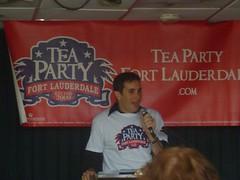 Tea Party Fort Lauderdale, August 2011