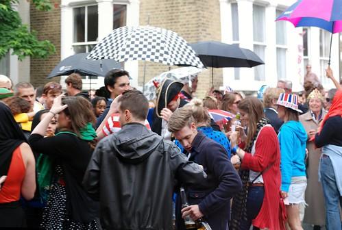 Offley Rd Jubilee party