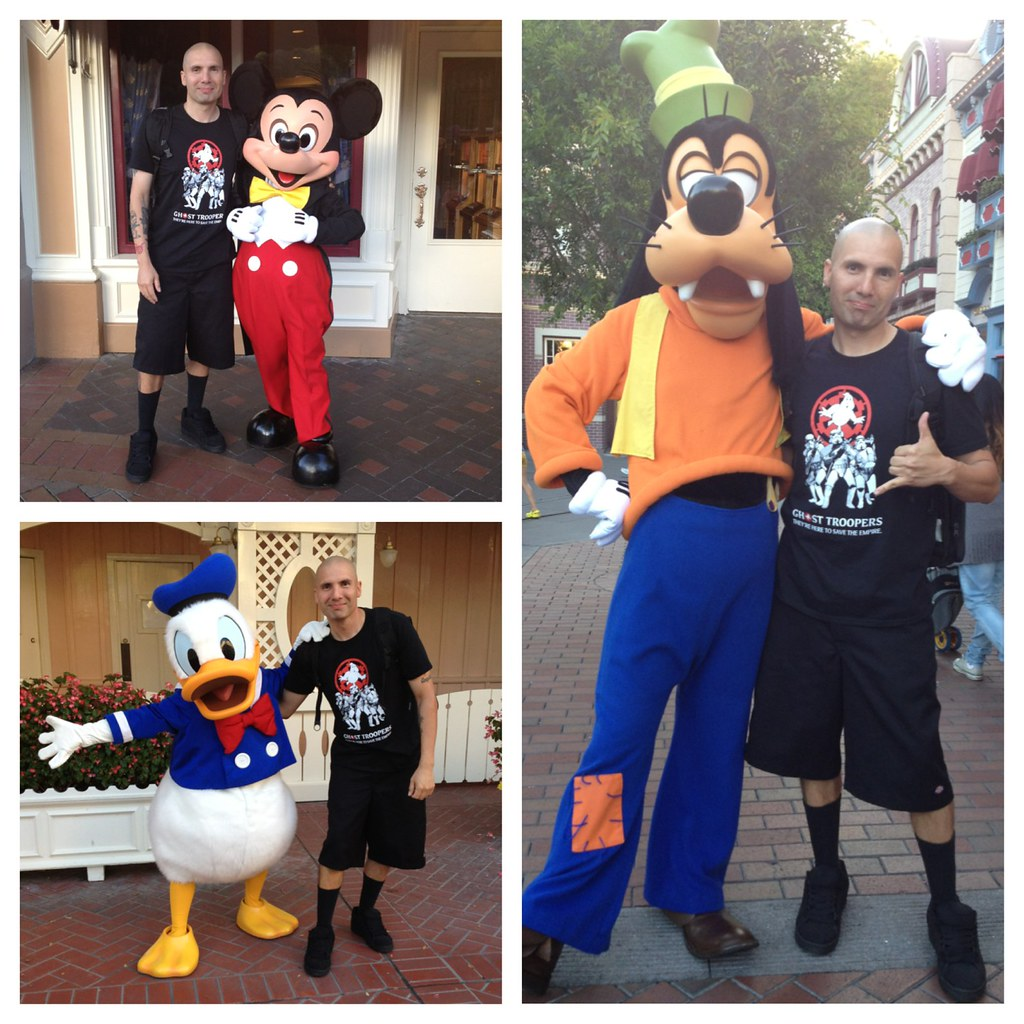 three amigos p1laughingman tags amigos goofy mouse duck disneyland disney mickey donald characters