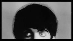 Hairy Eyeball (Dill Pixels (THE ORIGINAL)) Tags: bw cinema english classic film movie headshot beatles mockumentary