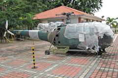 M20-10 IMG_0604 (helosrgreat) Tags: museum army aircraft helicopter malaysia alouette muzium portdickson sudaviation aerospatiale rmaf tudm tenteradarat se3160