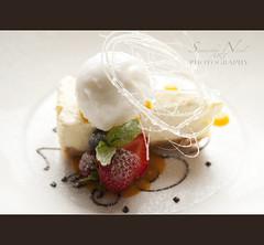 Yummy :0) (Samantha Nicol Art Photography) Tags: food art cake yummy sweet samantha sorbet nicol