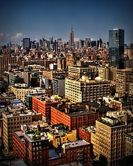 New York from Citi HDR