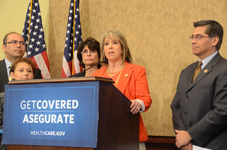 #GetCovered Press Conference - March 14, 2014
