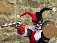 harley quinn cosplay (the_gonz) Tags: sexy girl costume cool geek cosplay harley batman quinn dccomics gotham harleyquinncosplay
