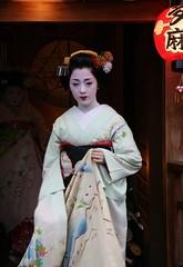 maiko Kotoha (kawasumikimiho) Tags: japan kyoto maiko gion kotoha