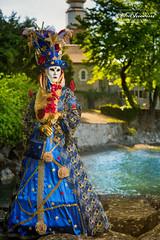 Yvoire - #7 (cedric.chiodini) Tags: canon costume flash carnaval strobe masque yvoire strobiste canon5dmkiii strobisme carnavalyvoire