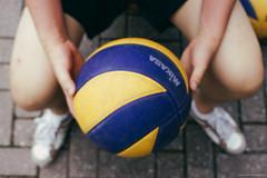 Volleyball (Alan P. in Hong Kong) Tags: sony a65 documentary hongkong city life volleyball