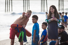 Oceanside Lifeguards (EthnoScape) Tags: oceanside california cityofoceansidelifeguard lifeguards oceansidelifeguard oceansidelifeguards training trainer assistance drown drowning surf surfer surfboard lifesaver lifesavers rescue rescuer rescuetube rookie swim swimming swimmer swimmers athlete athletic health fitness youth boardshorts bikini wetsuit neoprene lycra rubber fiberglass polyurethane danger riptide ripcurrent red yellow baywatch fins swimfins tower lifeguardtower beach shore ocean water safety tourist touristseason memorialday summer ethnoscape ethnoscapeimagery outdoor