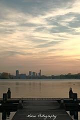 Kralingse Plas - Rotterdam (Mone-Photography) Tags: sunset holland netherlands rotterdam nederland plas kralingen gers kralingse kralingseplas roffa