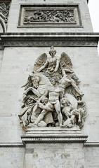 La Resistance de 1814 - Haut relief sculpture - Arc de Triomphe, Paris (Monceau) Tags: sculpture paris arcdetriomphe hautrelief larsistancede1814