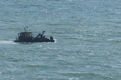 How low do you go (Elsie esq.) Tags: sea boat underway workboat