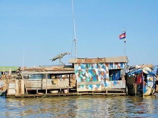 lac tonle sap - cambodge 2007 18