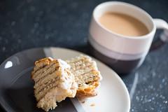 Cinnamon Swirls (Dan Fegent) Tags: blue food cooking cakes baking yummy yum oven tea cook tasty homemade ingredients taste bake bun baked foody foodie cinnamonswirl cinnamonswirls