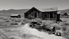 goodbye god,we're going to bodie... (BillsExplorations) Tags: california statepark old abandoned vintage gold decay historic mining forgotten ghosttown bodie goldmine