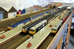 2016_06_26-2 (jonf45 - 2.5 million views-Thank you) Tags: train layout model br rail railway class british network bachmann southeast 50 moor oo gauge hornby nse langford