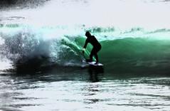 Surfer 48 (Zoomtero) Tags: life sun surf surfing vague vende surfeur stgillescroixdevie