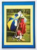 Golfing Birthday Card (crafty Kath) Tags: birthday blue male golf handmade card golfer hunkydory