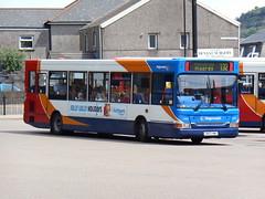 Stagecoach in South Wales 34507 (Welsh Bus 18) Tags: southwales dennis dart stagecoach pontypridd slf 34507 cn53hwu