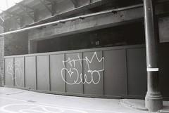 Chamber Street (goodfella2459) Tags: street white black london history film gardens analog 35mm jack nikon f65 crime 400 chamber plus hp5 swallow frances whitechapel milf ilford coles ripper