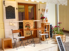 Vrsar Wine shop & bar (GillWilson) Tags: shop croatia winebar istria vrsar