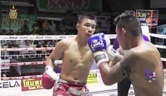 ศึกมวยดีวิถีไทยล่าสุด ดีเซลเล็ก แป๋งกองปราบ VS ขวัญชัย 4/4 3 กรกฎาคม 59 Muaythai HD - YouTube