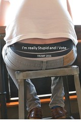 Stupids for Trump (Omunene) Tags: trump donaldtrump stupid ignorant dense foolish arrogant dullwitted slow simpleminded vacuous vapid idiotic imbecilic obtuse orange doltish thick dimwitted dumb dopey moronic cretinous peabrained halfwitted braindead boneheaded daft cuckoo haughty conceited narcissistic selfimportant egotistic pompous overbearing immodest hubristic insufferable