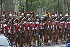 2016.06.03.096 PARIS - La Garde Rpublcaine (alainmichot93 (Bonjour  tous)) Tags: 2016 france ledefrance seine paris garderpublicaine cavalerie cavalier uniforme cheval streetlife