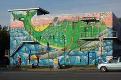 street (Pavel Poliakov) Tags: street city outdoors graffity whale