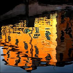 Le meraviglie dell'acqua al tramonto (paololongo48 - chiuso per ferie) Tags: colore trieste canale colorphotoaward asquaresuperstarstemple